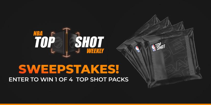 NBA Top Shot Sweepstakes
