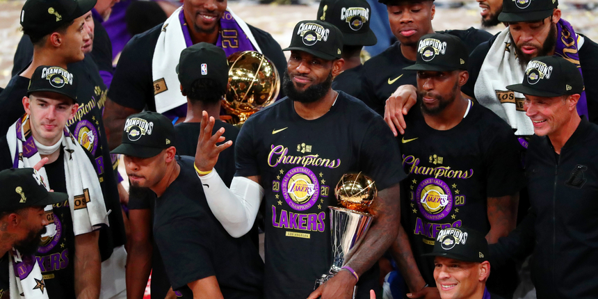 LeBron James agrees to two-year max extension with Lakers