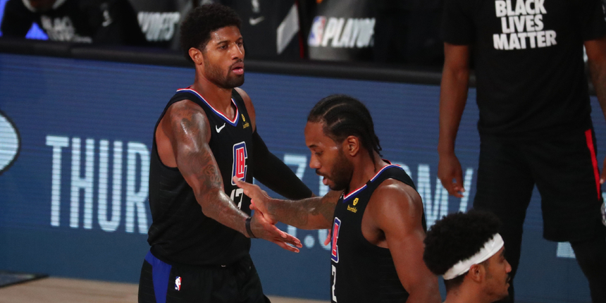 Paul George sounds off on Doc Rivers, Kawhi eager for next season