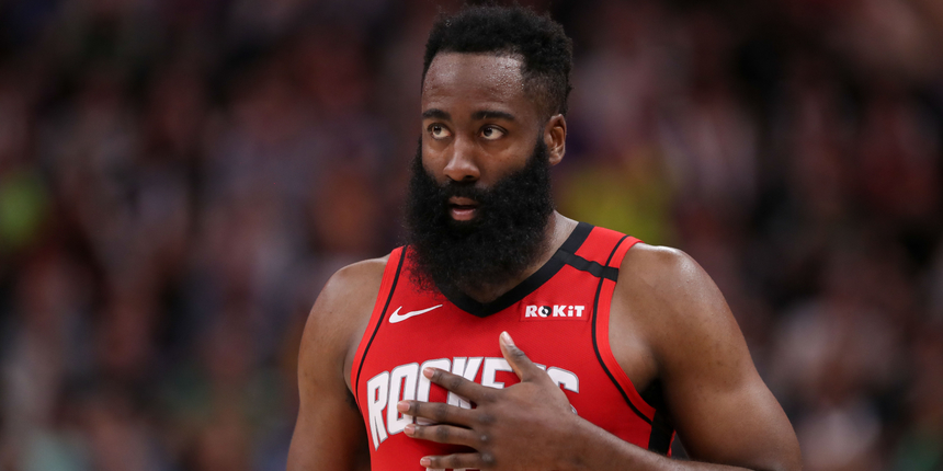 Rockets giving James Harden space, expect him to play