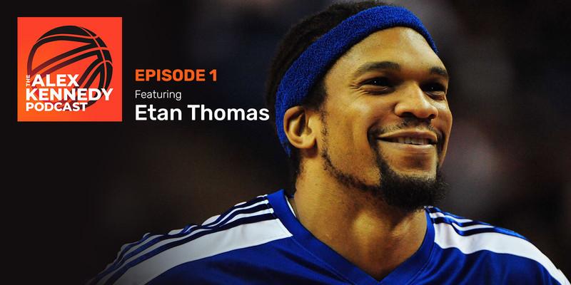 The Alex Kennedy Podcast: Etan Thomas on athlete activism