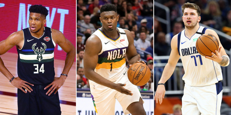 Give and Go: Who will be the next face of the NBA?