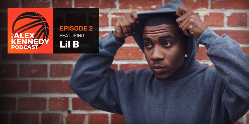 Lil B on his G-League tryout, cursing Durant/Harden, more