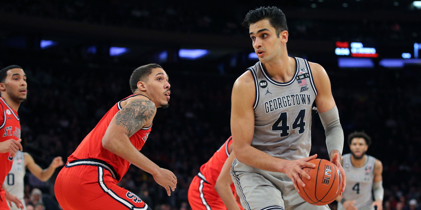 Omer Yurtseven's unique path may give him edge in NBA Draft