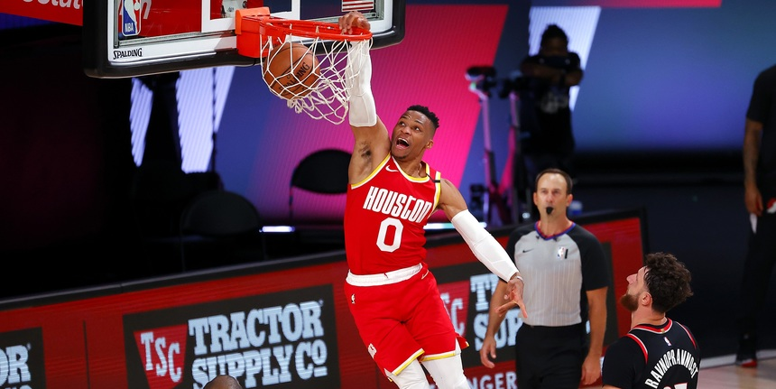 How Russell Westbrook may be key to the Rockets' reinvention