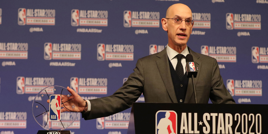NBA sends out COVID protocols to all arenas