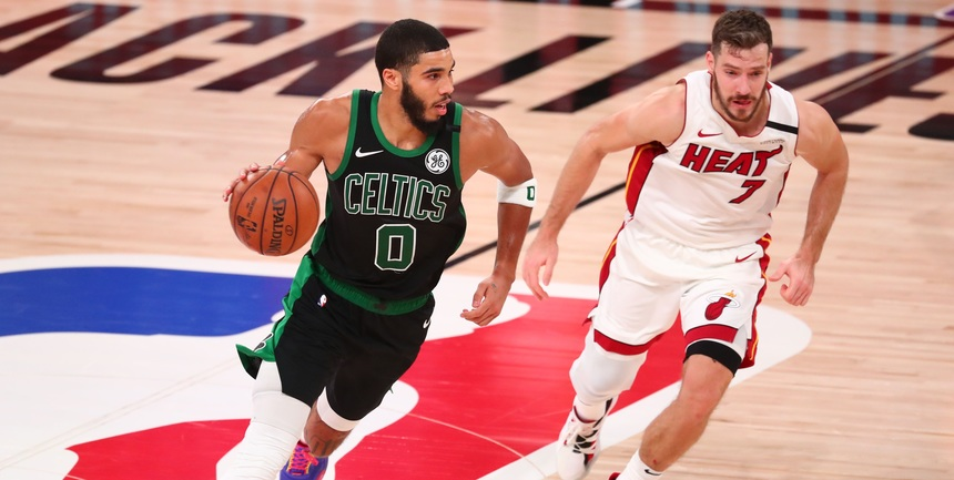Celtics beat Heat in Game 5, stay alive