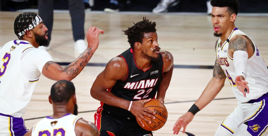 NBA Finals Notebook: Butler's big game, Robinson's slump and more