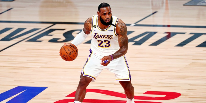 People have been hating on LeBron James all season