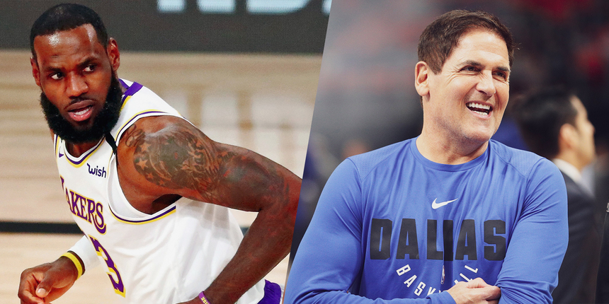 Mark Cuban: This isn't the same LeBron James we beat in 2011
