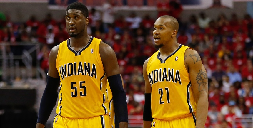 David West opens up about Roy Hibbert's struggles: 'It was all mental'