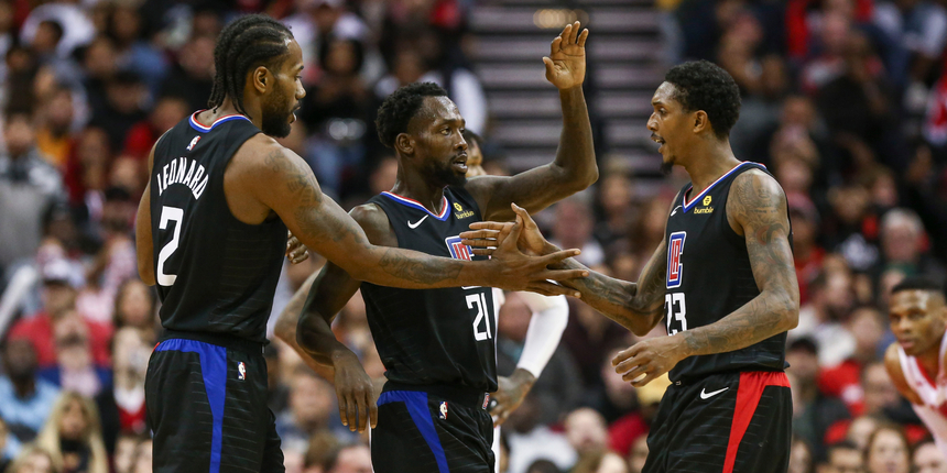 Several Clippers bristled by Kawhi's treatment?