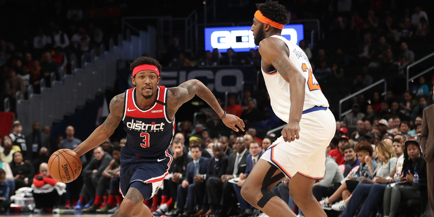 Bradley Beal on Wizards: 'I want to be here'