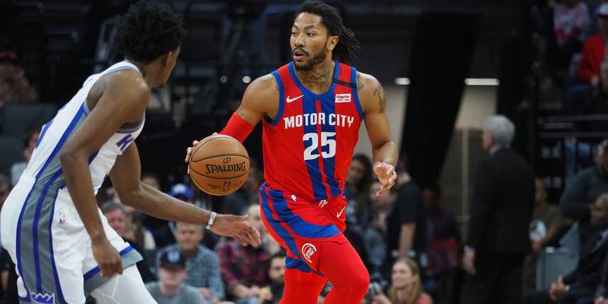 Lakers 'much more likely' to pursue Rose?