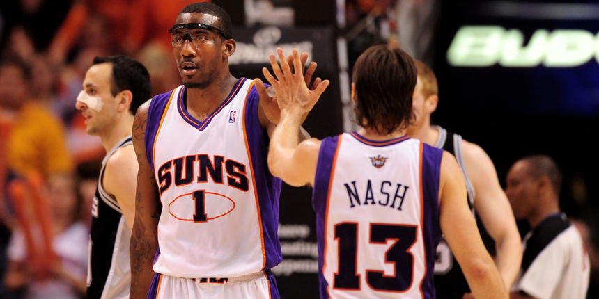 Amar'e Stoudemire joins Nets as assistant