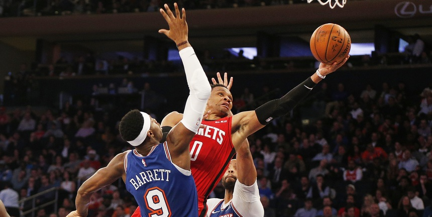 Why Russell Westbrook would win over New York Knicks fans