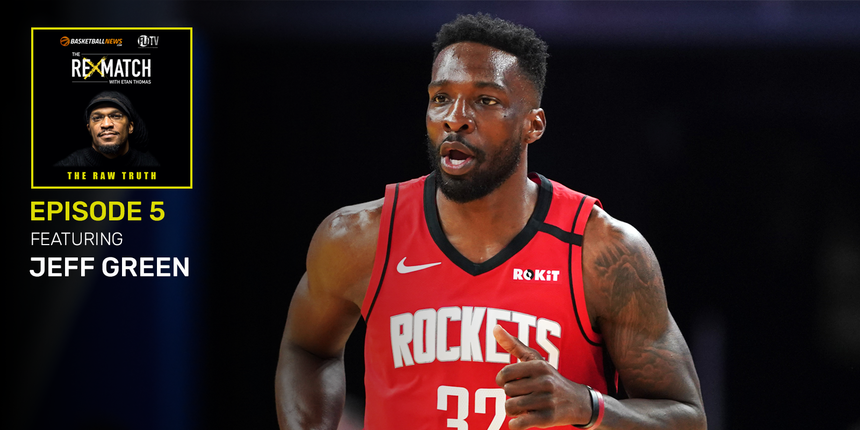 The Rematch: Jeff Green on his career, the Thunder's breakup, more