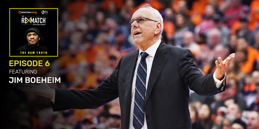 Syracuse's Jim Boeheim on his coaching future, COVID-19 protocols, more