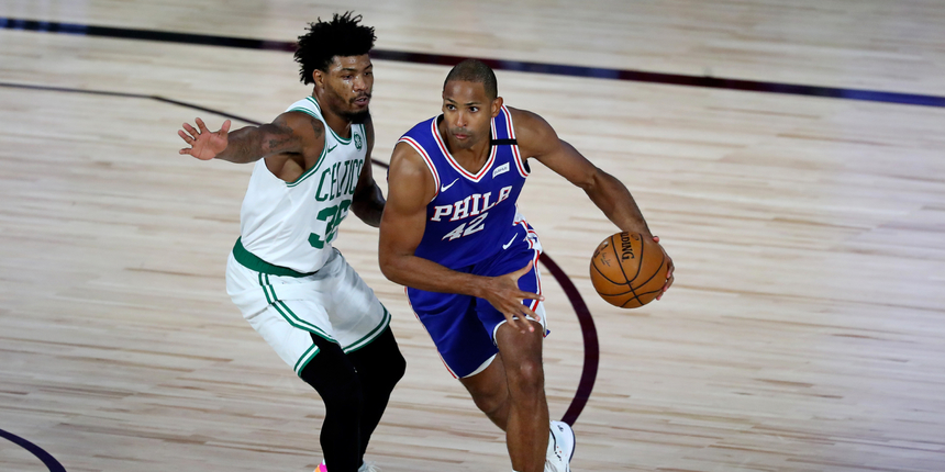 Sixers trade Al Horford, picks to OKC for Danny Green