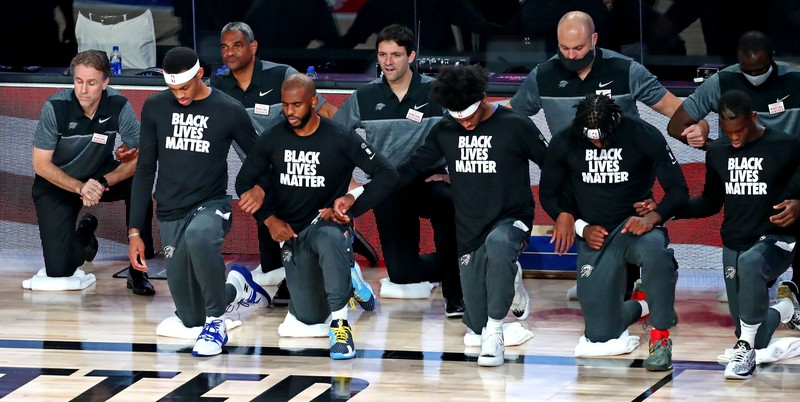 Jacob Blake is exactly why NBA players are kneeling