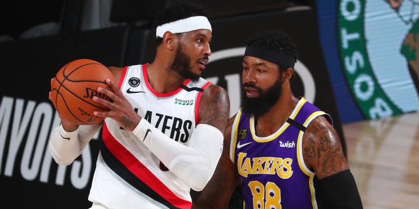 Carmelo Anthony agrees to return to Blazers