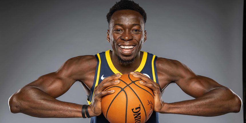 Amida Brimah, Pacers agree to deal