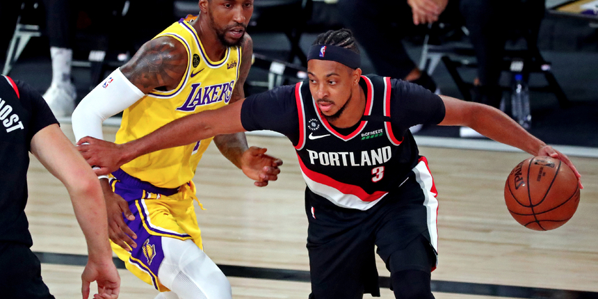 CJ McCollum on NBA restart: 'We were not supposed to start this fast'
