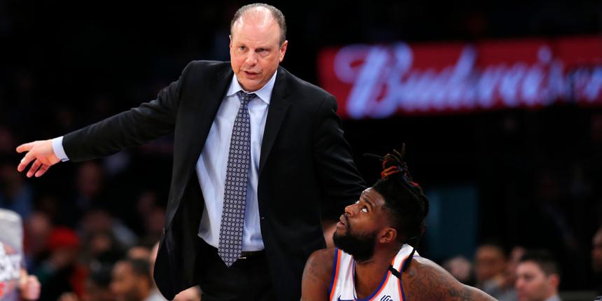 Former Knicks interim coach Mike Miller to join OKC coaching staff