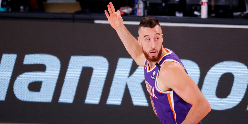 Frank Kaminsky, Kings agree to one-year deal