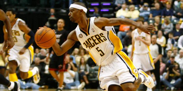 TJ Ford Pacers